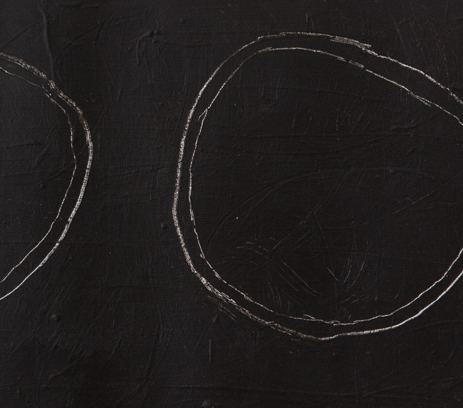 Bild, o.T., 2016, 32x40 cm, Acryl auf Papier