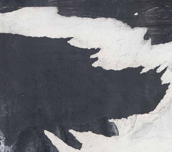 Bild, o.T., 2020, 38x45 cm, Acryl auf Papier